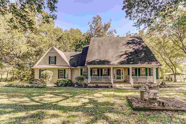 270 Hillville Loop Rd, Whiteville, TN 38075 (#10064694) :: The Melissa Thompson Team