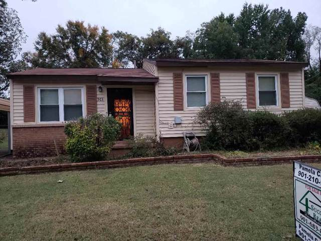 963 Leacrest Ave S, Memphis, TN 38109 (#10065039) :: RE/MAX Real Estate Experts