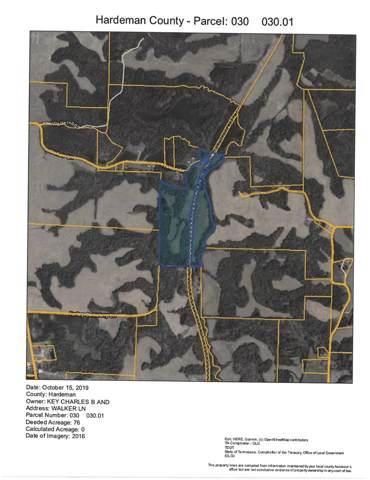 0000 Walker Ln, Whiteville, TN 38075 (#10065074) :: All Stars Realty