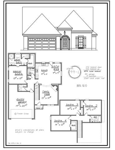 1068 W Carib Loop, Cordova, TN 38018 (#10065115) :: All Stars Realty