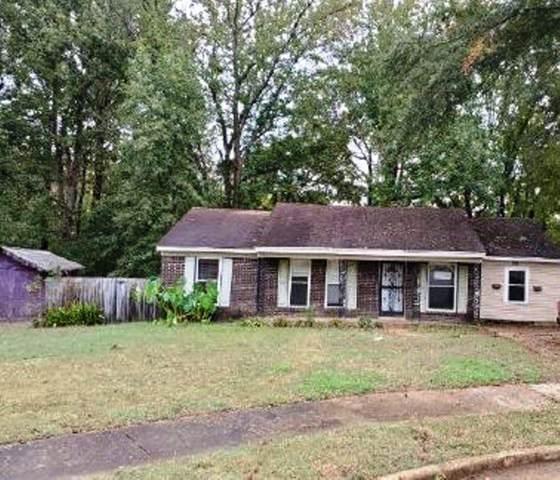 5358 Abbeycrest Dr, Memphis, TN 38109 (#10065390) :: J Hunter Realty