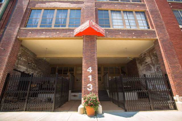413 S Main St #305, Memphis, TN 38103 (#10065628) :: The Wallace Group - RE/MAX On Point