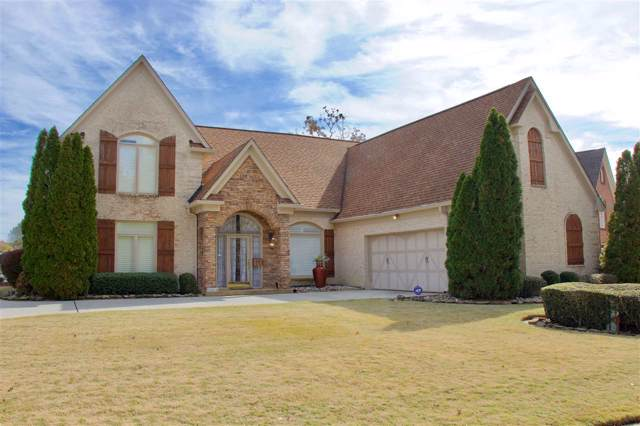 7479 Crystal Lake Dr, Unincorporated, TN 38016 (#10065764) :: The Wallace Group - RE/MAX On Point