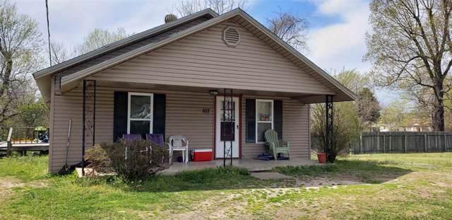 107 Rhea St, Jackson, TN 38301 (#10065785) :: All Stars Realty