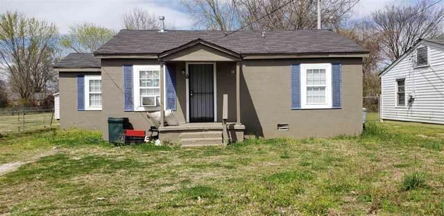 101 Idlewild St, Jackson, TN 38301 (#10065791) :: All Stars Realty