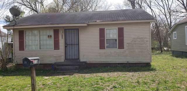 118 Walsh St, Jackson, TN 38301 (#10065792) :: The Dream Team