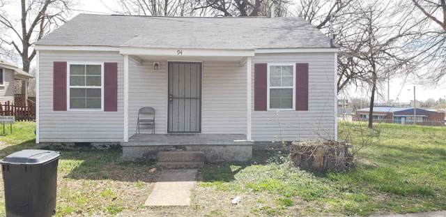 94 Walsh St, Jackson, TN 38301 (#10065796) :: The Dream Team