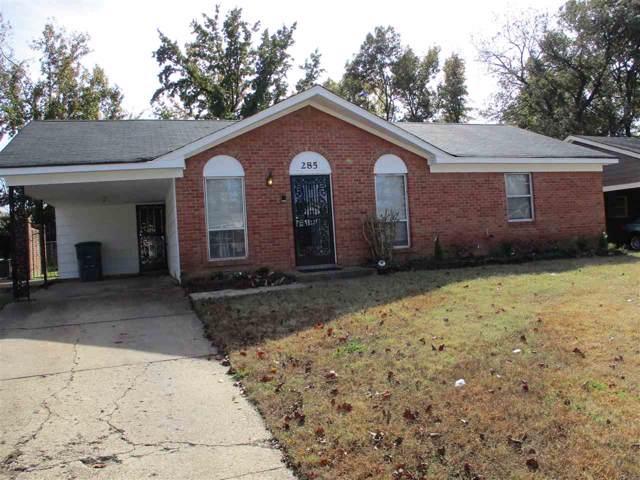 285 Washburn Dr, Memphis, TN 38109 (#10065906) :: J Hunter Realty