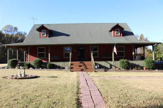 1945 Marshall Rd, Unincorporated, TN 38011 (#10065921) :: ReMax Experts