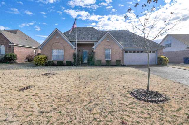 6736 Branch Estates Dr, Olive Branch, MS 38654 (#10066091) :: All Stars Realty