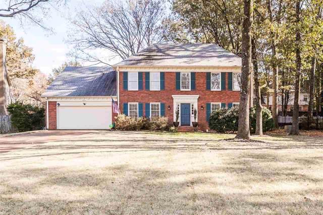 2858 Leesburg Dr, Germantown, TN 38138 (#10066125) :: RE/MAX Real Estate Experts