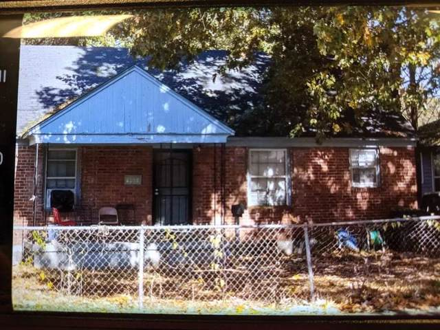 2668 Browning Ave, Memphis, TN 38114 (#10066182) :: ReMax Experts