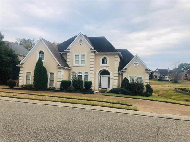 7583 Fairway Forest Dr N, Memphis, TN 38016 (#10066275) :: All Stars Realty