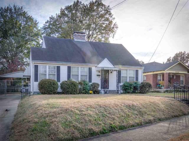 2275 York Ave, Memphis, TN 38104 (#10066312) :: ReMax Experts