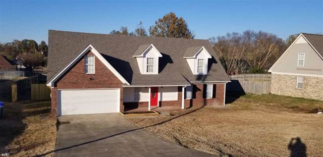 246 Dessie Re Dr, Unincorporated, TN 38058 (#10066378) :: ReMax Experts