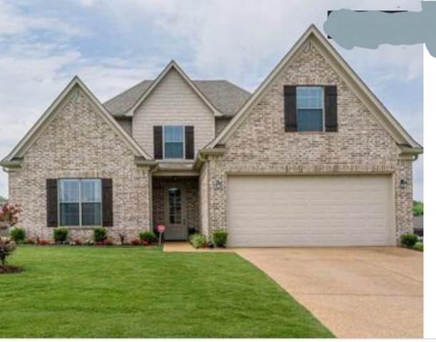 35 N Greyson Cv, Oakland, TN 38060 (#10066393) :: ReMax Experts