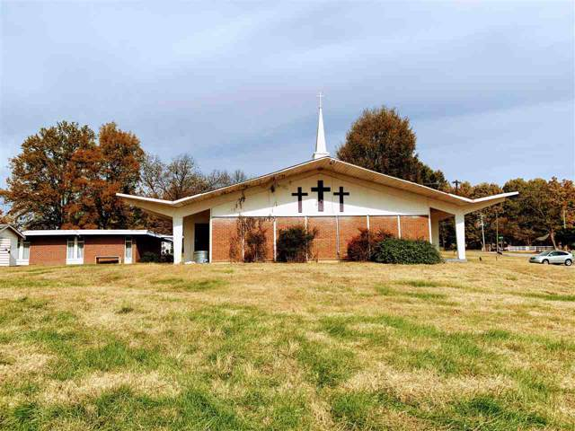 2300 Dells Ave, Memphis, TN 38127 (#10066404) :: The Wallace Group - RE/MAX On Point