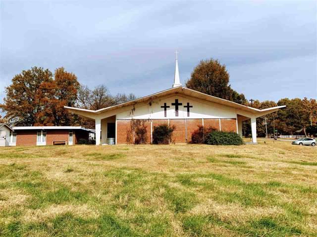 2300 Dells Ave, Memphis, TN 38127 (#10066404) :: ReMax Experts