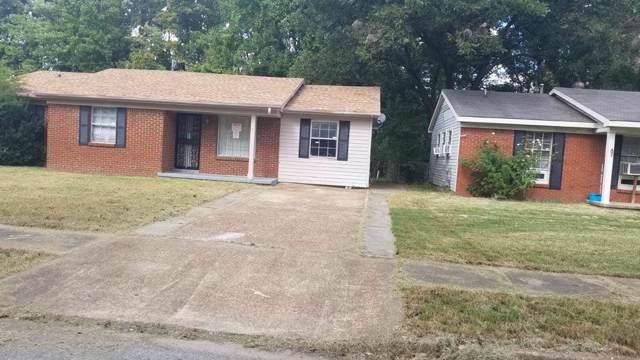 648 Benham Ave, Memphis, TN 38127 (#10066442) :: The Dream Team
