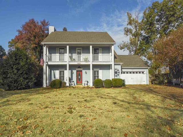 8655 N Lake Shore Dr, Southaven, MS 38671 (#10066478) :: All Stars Realty