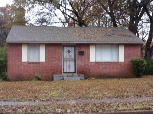 2861 Montague Ave, Memphis, TN 38114 (#10066551) :: All Stars Realty