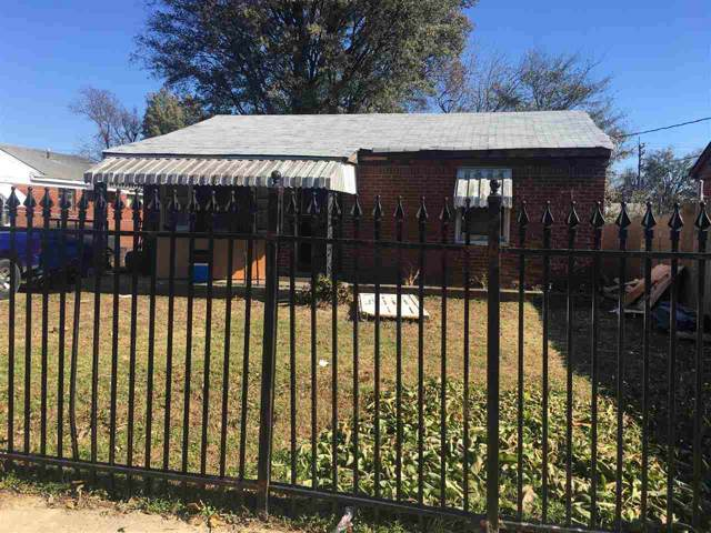 666 Carpenter St, Memphis, TN 38112 (#10066569) :: The Wallace Group - RE/MAX On Point