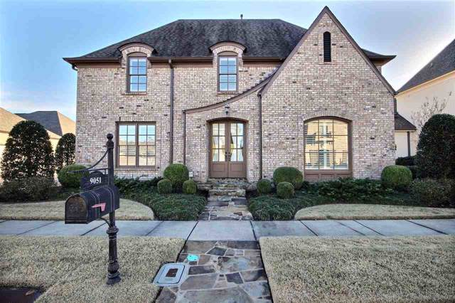 9051 Terrene Ln, Germantown, TN 38139 (#10066592) :: The Wallace Group - RE/MAX On Point