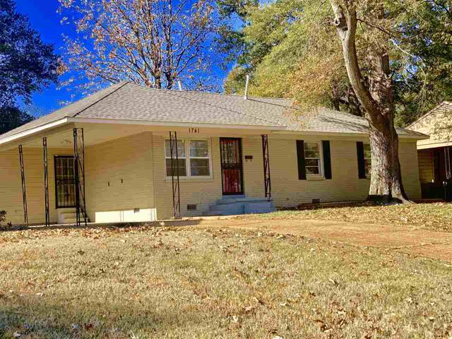 1741 Dorrie Ln S, Memphis, TN 38117 (#10066610) :: RE/MAX Real Estate Experts