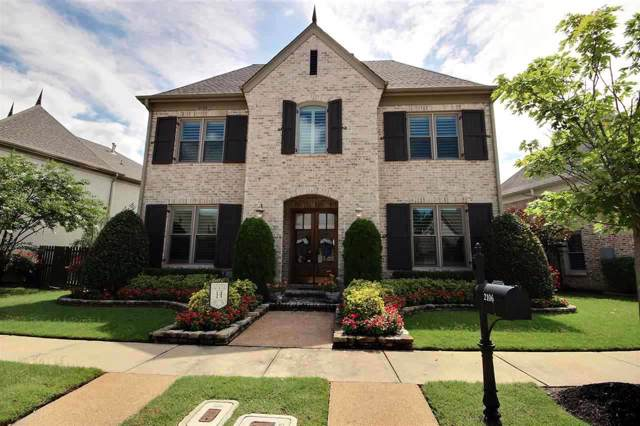 2106 Standing Rock Ave, Collierville, TN 38017 (#10066683) :: All Stars Realty
