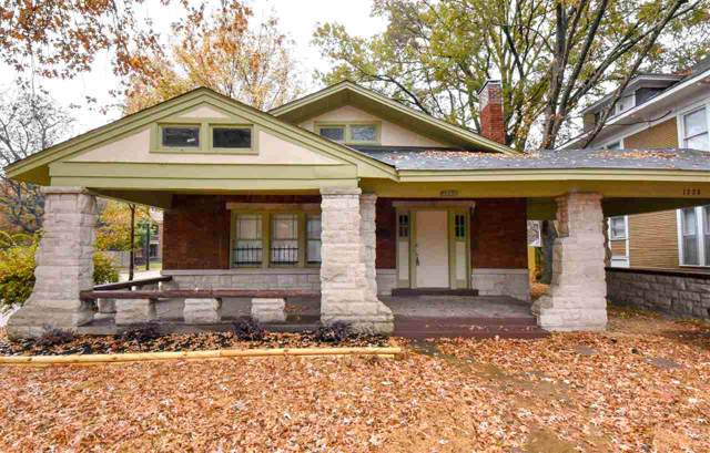 1228 Central Ave, Memphis, TN 38104 (#10066695) :: RE/MAX Real Estate Experts