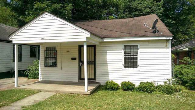 1593 Oakwood St, Memphis, TN 38108 (#10066803) :: J Hunter Realty