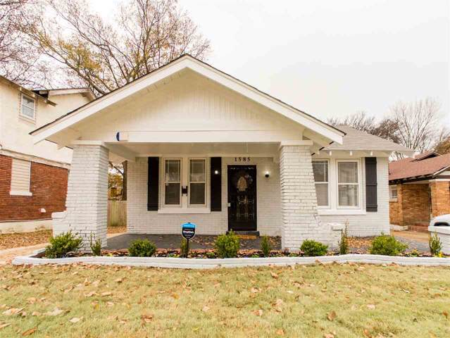 1585 Jackson Ave, Memphis, TN 38107 (#10066804) :: ReMax Experts