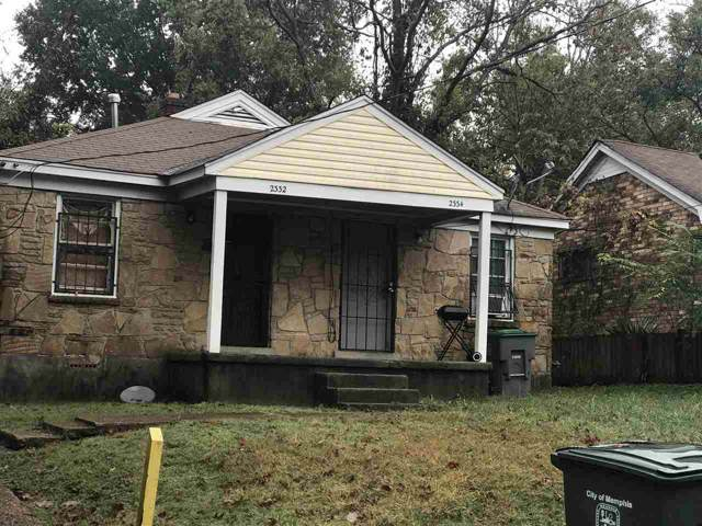 2334 Warren St, Memphis, TN 38106 (#10066874) :: ReMax Experts