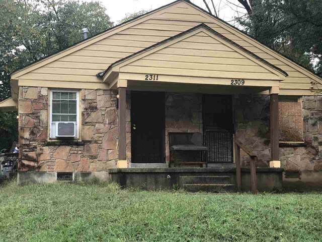 2309 E Warren St, Memphis, TN 38106 (#10066876) :: The Home Gurus, Keller Williams Realty