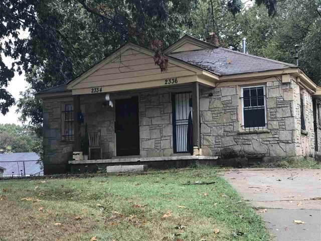 2332 E Warren St, Memphis, TN 38106 (#10066883) :: All Stars Realty