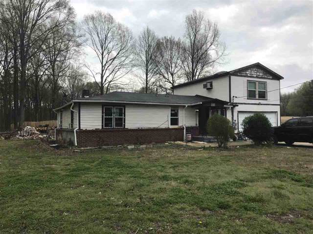 4618 N Germantown Rd, Bartlett, TN 38002 (#10066927) :: RE/MAX Real Estate Experts