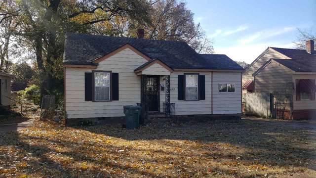 2535 Kimball Ave, Memphis, TN 38114 (#10066998) :: ReMax Experts