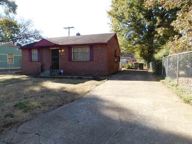 2871 Montague Ave, Memphis, TN 38114 (#10067262) :: RE/MAX Real Estate Experts