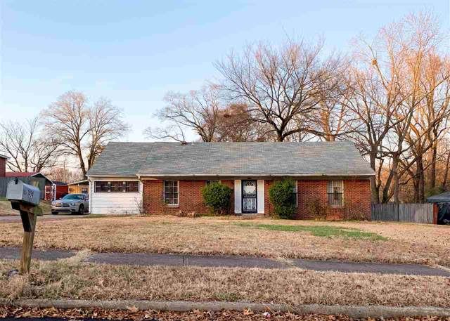 1484 Haywood Ave, Memphis, TN 38127 (#10067321) :: The Wallace Group - RE/MAX On Point