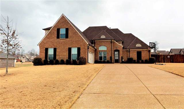 2310 N Forest Hill-Irene Rd, Unincorporated, TN 38016 (#10067424) :: All Stars Realty