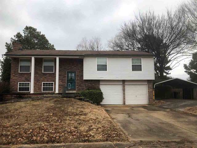 3470 Old Brownsville Rd, Bartlett, TN 38134 (#10067529) :: RE/MAX Real Estate Experts