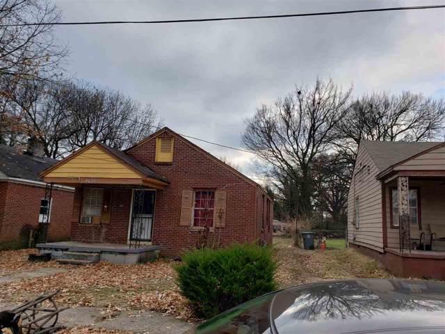 1621 Maplewood St, Memphis, TN 38108 (#10067583) :: J Hunter Realty