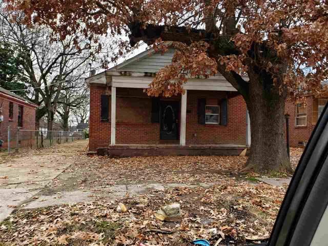 1617 Maplewood St, Memphis, TN 38108 (#10067584) :: J Hunter Realty