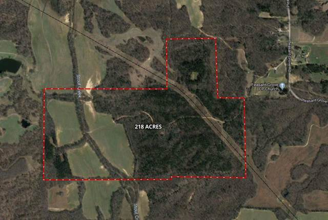 0 Pleasant Grove Rd, Unincorporated, TN 38057 (#10067610) :: ReMax Experts