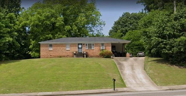 2583 Kirby Whitten Rd, Memphis, TN 38133 (#10067731) :: The Home Gurus, Keller Williams Realty