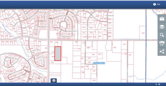 LOT 3 & 6 Getwell Rd S, Southaven, MS 38672 (#10067733) :: J Hunter Realty