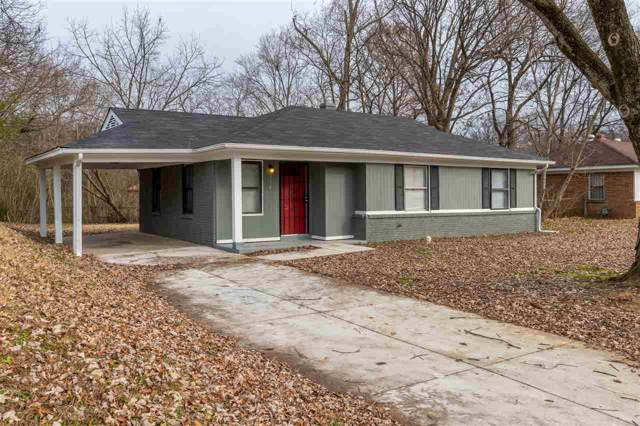 1378 Paullus Ave, Memphis, TN 38127 (#10067907) :: The Melissa Thompson Team
