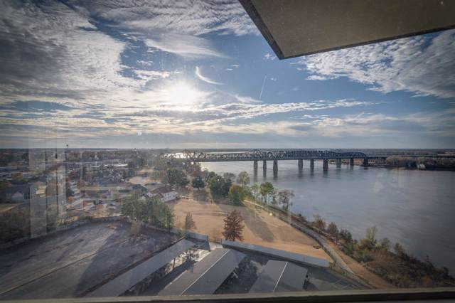 655 Riverside Dr #1402, Memphis, TN 38103 (#10068033) :: Bryan Realty Group