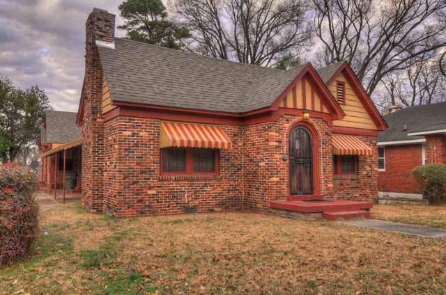 1510 Vollintine Ave, Memphis, TN 38107 (#10068663) :: ReMax Experts
