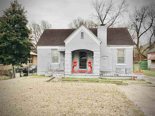 1691 Glenview Ave, Memphis, TN 38106 (#10068732) :: ReMax Experts